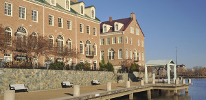Waterfront property in Alexandria, Virginia, USA